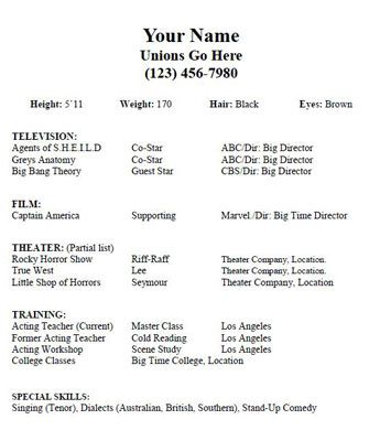 Pin by Joy Vaughn on Drama Assessment tools Pinterest Church ideas - television director resume