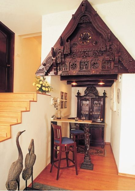 artnlight: Tradition recreated in a home in Palakkad. | Indian Ethnic Home  Decor | Pinterest | Room, Puja room and Interiors