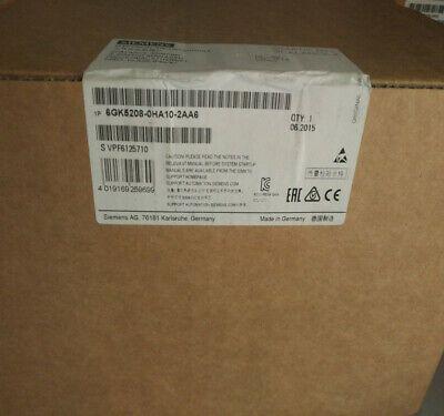 1pc New Siemens 6gk5208 0ha10 2aa6 In 2020 Siemens Ebay Stuff To Buy