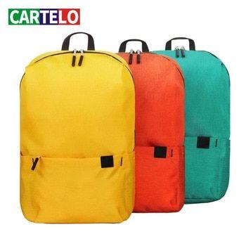 Download Cartelo Backpack Women Travel Bagpack Shoulder Bag Cute Girl Waterproof Multi Pocket Bags Daily Stu Multi Pocket Bag Women Backpack Travel Travel Shoulder Bags