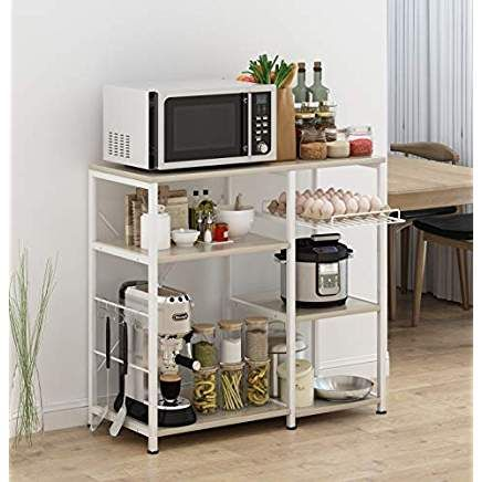 Mr Ironstone 3 Tier Kitchen Baker S Rack Utility Microwave Oven