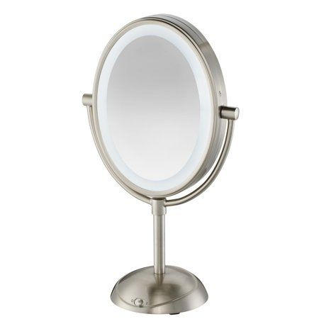 Beauty Mirror With Led Lights Lighted Vanity Mirror Makeup