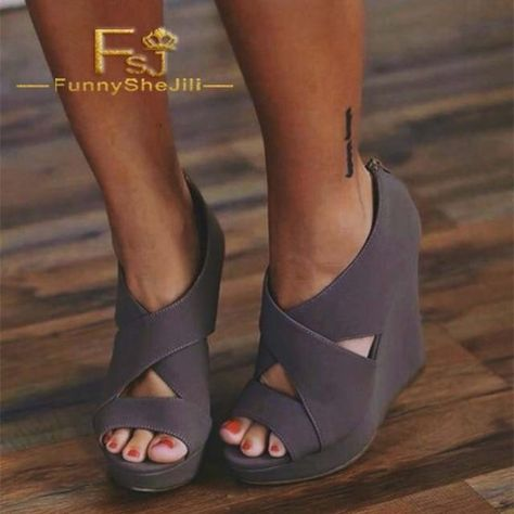 Shoes Black Suede Vegan Shoes Open Toe Platform High Heel Sandals Generous Incomparable Attractive Fashion Noble Fsj Sexy Elegant High Heels