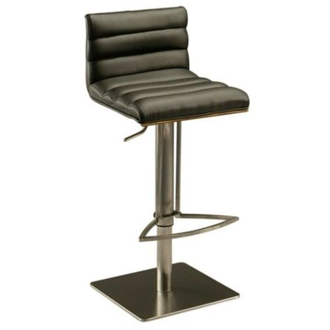 Phenomenal Ribbed Bar Stool Pastel Furniture Bar Stools Stool Pabps2019 Chair Design Images Pabps2019Com