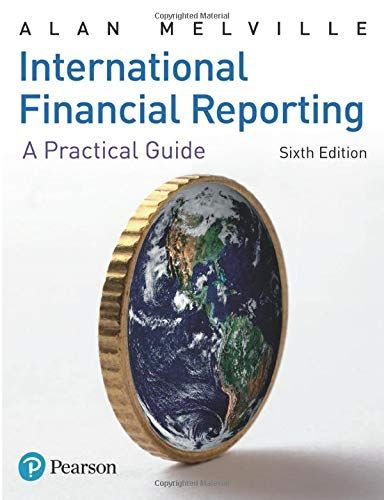 Telecharger International Financial Reporting A Practical Guide Pdf Gratuit De Alan Melville Telecharger Votre Fichier Eb Financial Free Textbooks Textbook