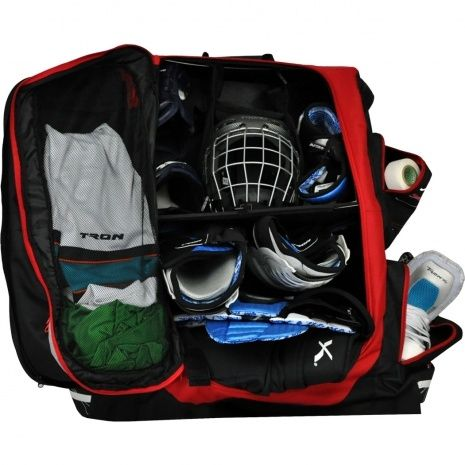 Youth Hockey Bag With Wheels