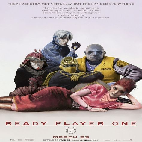 73 Ready Player One Ideas Ready Player One Player One Ready Player One Movie