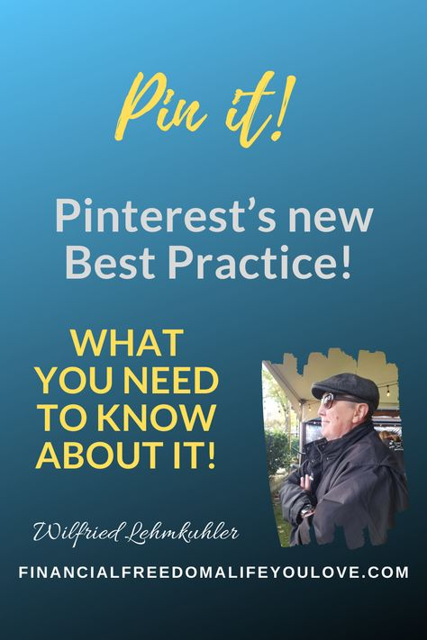 What You Need To Know About Pinterest's New Best Practice!