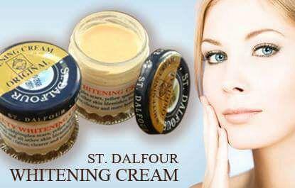 Pin On St Dalfour Whitening Cream