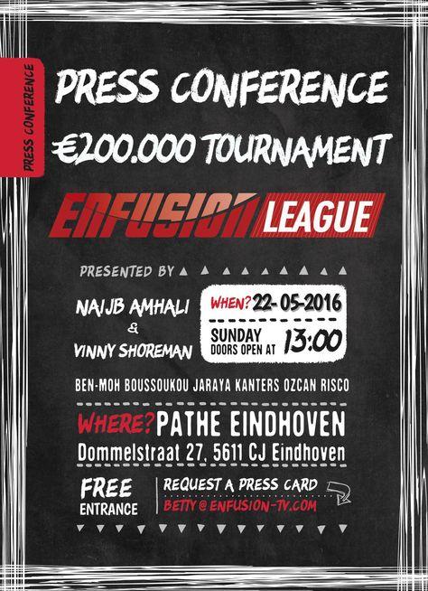 matchmaking eNfusion Eindhoven datant d'un chanteur célèbre