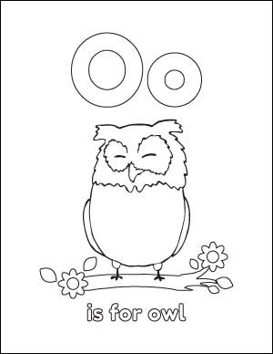 Letter A with Animals coloring page | Free Printable Coloring Pages | 388x300