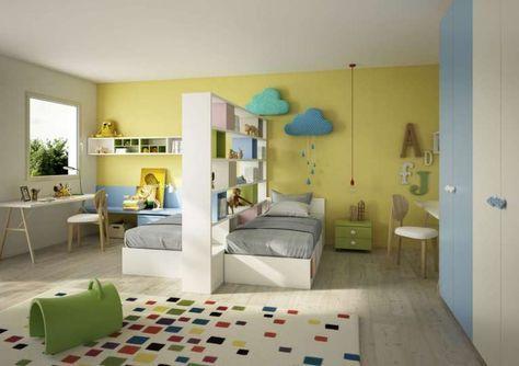 Camerette moderne per bambini e ragazzi 2017   kids   Pinterest