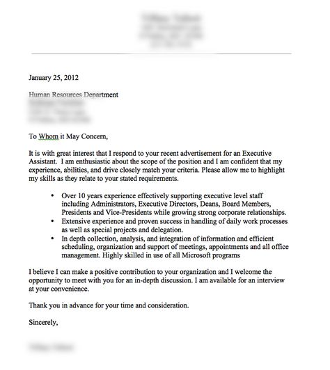 Best 25+ Letter example ideas on Pinterest Job cover letter - Sample Of Resume For Job Application