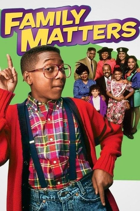 90s tv shows Family Matters - The Best And Worst 90s TV Shows, Ranked - Livingly