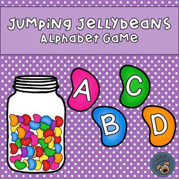 Creative Curriculum Jumping Jellybeans Alphabet Game Creative Curriculum Alphabet Games Jelly Beans