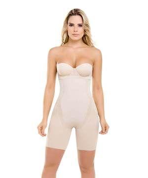 1588 Seamless Strapless Thermal Full Body Shaper Shapewear For Wedding Dress Full Body Shaper Body Shapers