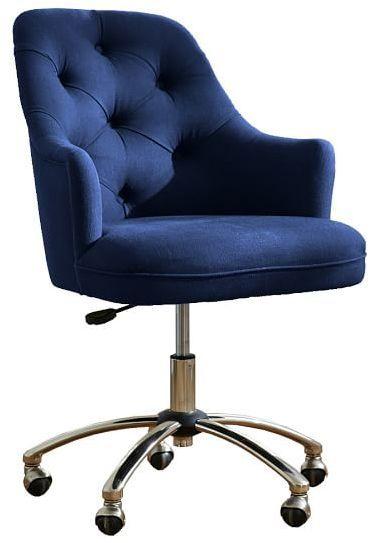 Tufted Desk Chair Navy Tufted Desk Chair Desk Chair Chair