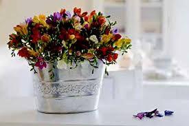 Resultado De Imagem Para Arranjos Florais Artificiais Para Mesa