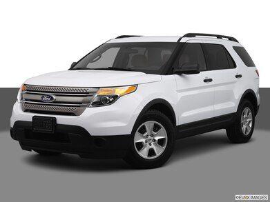 2013 Ford Explorer Pricing Ratings Expert Review Kelley Blue Book Ford Explorer Ford Explorer Price 2013 Ford Explorer