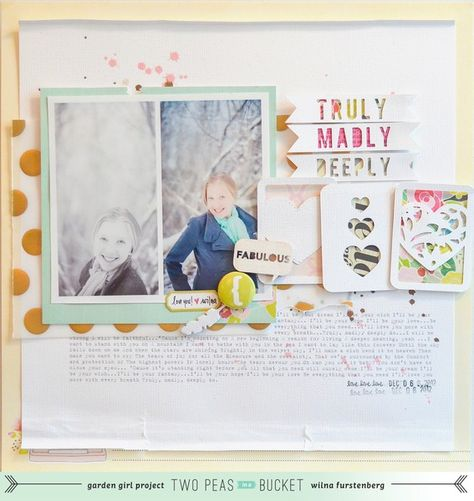 Blog Welcome to Guest Designer Wilna Furstenberg {with