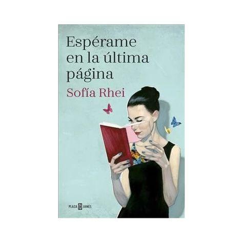 Espérame En La Última Página / I'll Meet You on the Last Page - by Sofia Rhei (Paperback)