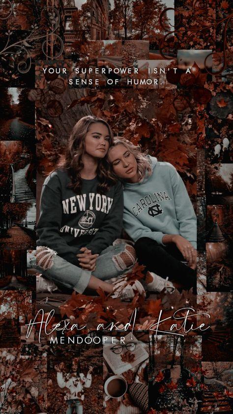Alexa e Katie Wallpaper