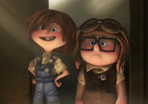 ellie fredricksen | Carl Fredricksen - Pixar Wiki - Disney Pixar Animation Studios