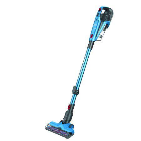 Black Decker Hfek520j 3 N 1 Cordless Stick Vacuum Walmart Com Stick Vacuum Stick Vacuum Cordless Cordless Stick Vacuum Cleaner
