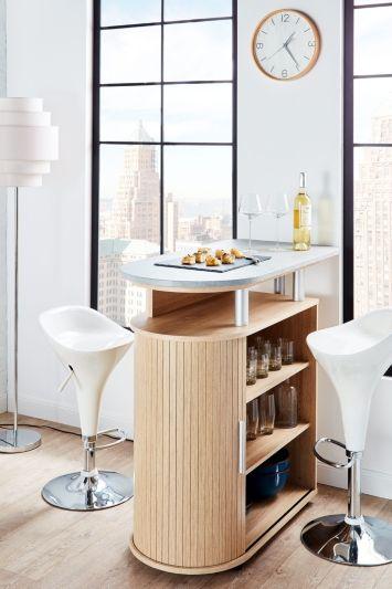 meuble bar mange debout