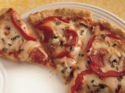 Bisquick pizza crust recipe