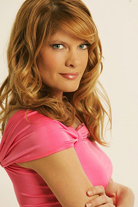 Michelle Stafford cause she's badass or even, Phyllis Newman, cause she's just bad :)