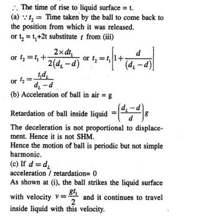 Jee Main Previous Year Papers Questions With Solutions Physics Properties Of Matter Learn Cbse Properties Of Matter Physics Previous Year