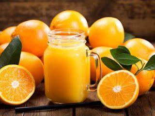 عصير البرتقال الطبيعي الذي تصنعه الشركات ليس طبيعي ا Homemade Orange Juice Orange Juice Smoothie Orange Juice Recipes