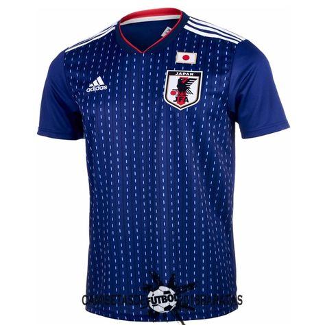 Camiseta copa mundo 2018|camisetas de fútbol baratas  Camiseta y Calcetines  primera Selección Japón 2018. a0df919e2ac2e
