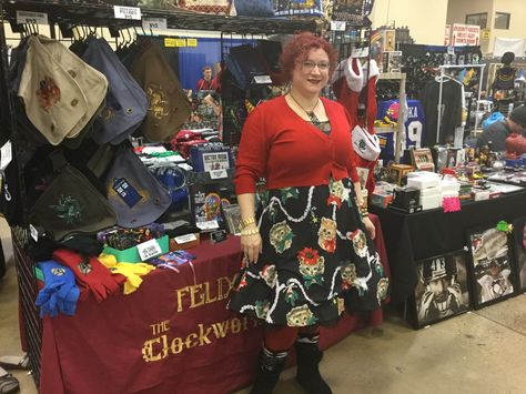 Steel City Comiccon Day 2 9 30 8pm Space I3 Pittsburgh Friends Come See Me Pittsburgh Steelcitycon Comicon Bo Steel City Floral Skirt Comicon