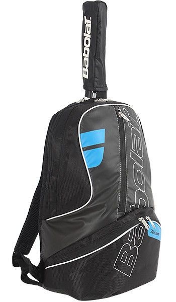 Babolat Team Line Tennis Backpack Bag Blue Black Racket Racquet Nwt 753040 136 Babolat Tennis Backpack Backpacks Tennis Bag
