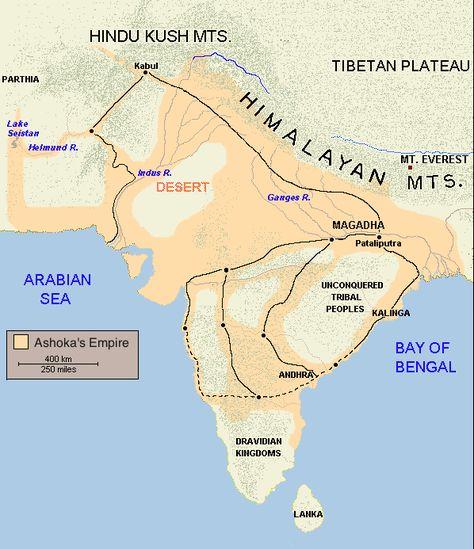 Gupta Empire Historical Maps Pinterest Empire - best of world history maps thomas lessman