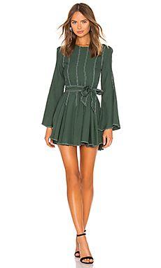 9db44659c7b8 Enjoy exclusive for Michael Lauren Akila Slit Sleeve Dress Michael Lauren  online in 2019   womens-clothing   Dresses, Dresses with sleeves, Women's  fashion ...