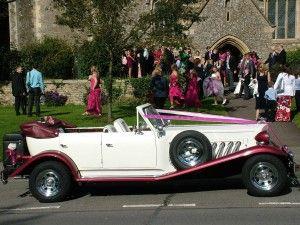 Wedding Car Swindon Beauford Convertible Rach Carl Pinterest Cars And Weddings