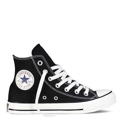 Converse Chuck Taylor All Star Pro Hi Suede Skateboard Shoes 144587c Black White