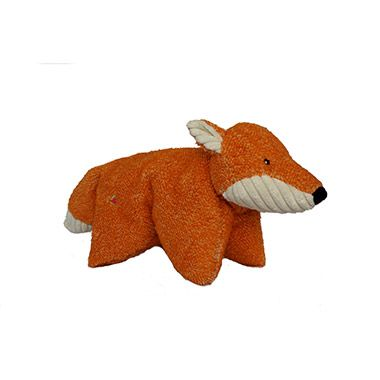 Durable Knot Less Squooshie Fox 14 99 Dog Supplies Dinosaur