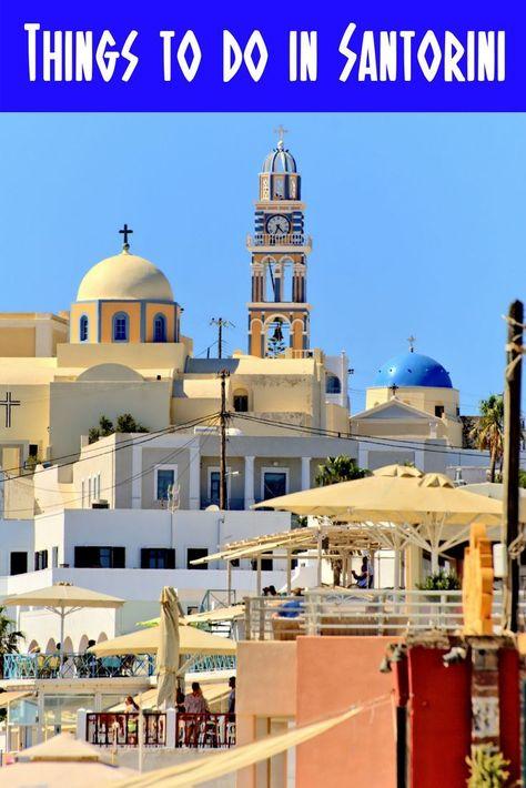 2 Days in Santorini Greece – Best Things to do in Santorini