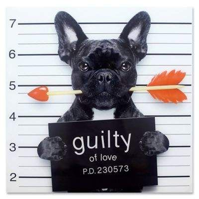 Such A Cute Frenchie Wall Art Love It Ad Frenchbulldog