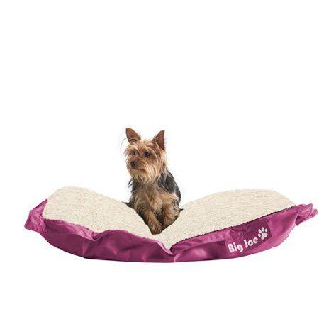 Big Joe Rectangular Pet Bed 24 W X 36 D Walmart Com Waterproof Dog Bed Dog Pet Beds Dog Bed Large
