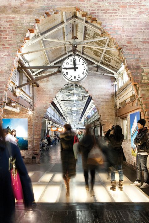 Have the perfect date night at an iconic NYC destination- Chelsea Market.