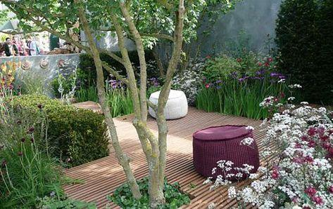 Le Petit Jardin Urbain Est Un Espace Precieux Pouvant Etre Amenage