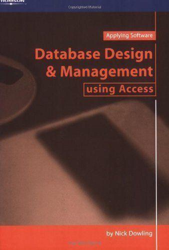 Ausserteuchen Usalivre Telecharger Database Design And Management Using A