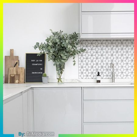 مطباخ صغيرة المساحة Small Kitchen Kitchen Bathroom Vanity