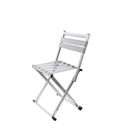 Fishing Chair Small Rocker Outdoor Chairs Folding Stool Thickening Back Bench Load Bearing With Backrest Foldable Size And Color Optional