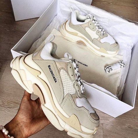 Every Sneaker Style From The Balenciaga